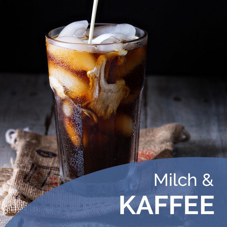 getränkeheimdienst Hausotte - unser Sortiment Kaffee und Milch