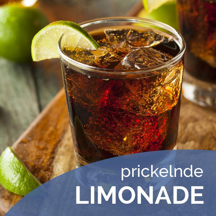 Getränkeheimdienst Hausotte liefert Limonade und coffeinhaltige Limonaden, Mezzo-Mix, Sprite, Vita Cola, Gaensefurther Fruchtlimonaden