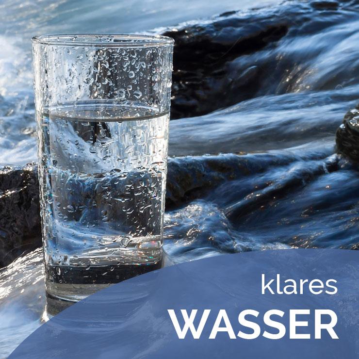 Getränkeheimdienst Hausotte liefert Wasser verschiedener Marken und Qualität: Classic, Medium, naturell und Heilwasser.
