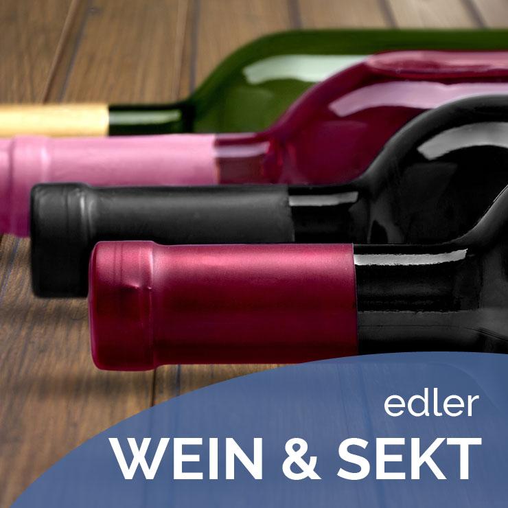 Getränkelieferdienst Hausotte liefert Rot- und Weißweine auch für Ihr privates Fest.